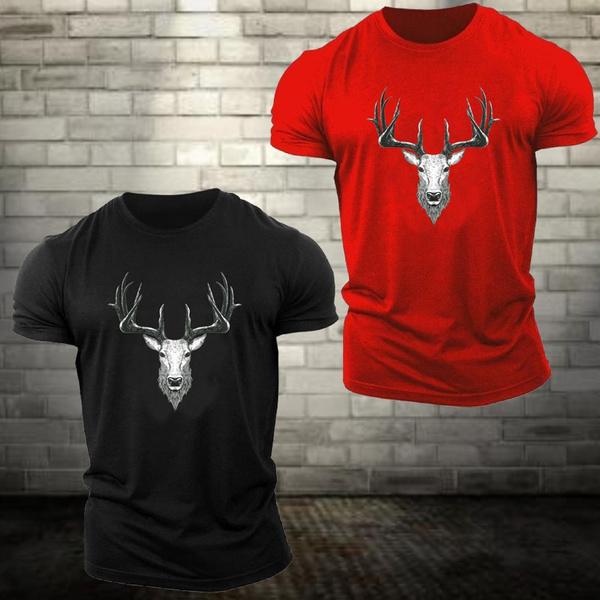 Mens T Shirt, Printed T Shirts, Necks, men clothing