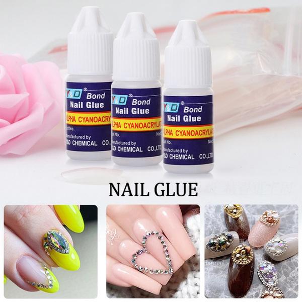 False, Beauty, nailgluegel, Nail Glue