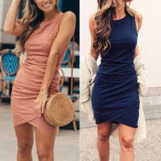 Summer, Shorts, Mini, ladies dress