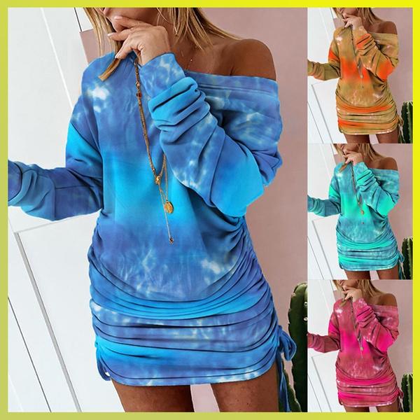Plus Size, sleeve dress, Sleeve, Long Sleeve