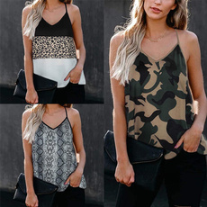 Summer, Vest, Fashion, Sling