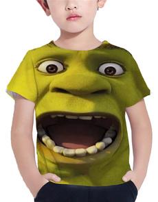 Boy, shrektshirt, Fashion, Shirt