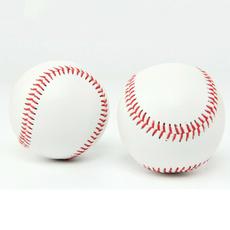 hochwertiger, roten, ballsport, hten