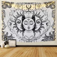 trippytapestry, blackandwhitetapestry, spiritualtapestry, cooltapestry
