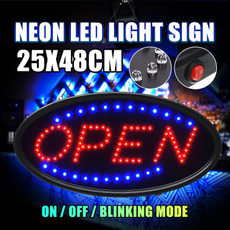 decoration, LED sign, barsignlight, Office