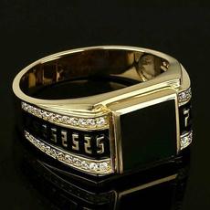 Gold Ring, ringsformen, Fashion, wedding ring