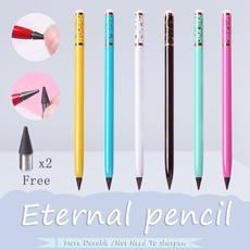 noinkpen, pencil, School, Flowers
