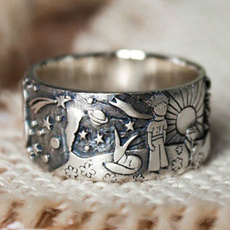 Couple Rings, Antique, hip hop jewelry, jewelry fashion