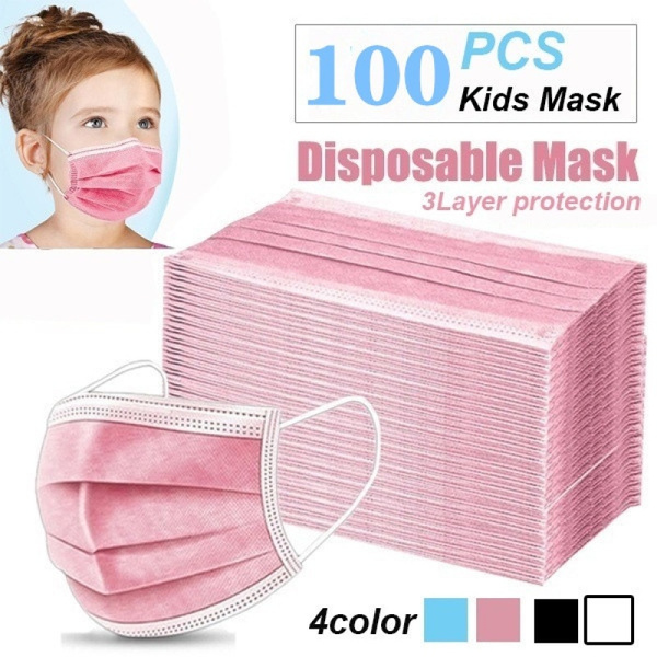 childrensdisposablemask, Health Care, Masks, Children