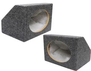 Box, Gray, Speakers, Cars
