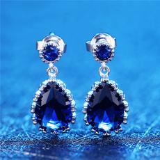 Blues, Fashion, Jewelry, Crystal Jewelry
