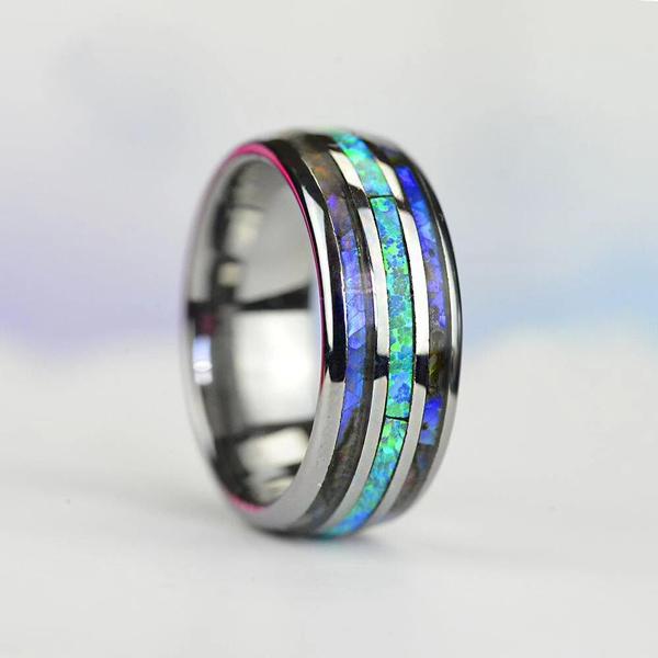 8MM, tungstenring, wedding ring, Gifts