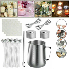 candlemakingkit, diycandle, Gifts, roundmold