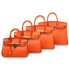 women bags, platinum, Plus Size, Leather Handbags