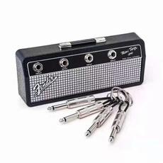 guitarkeychain, Vintage, Key Chain, Regalos