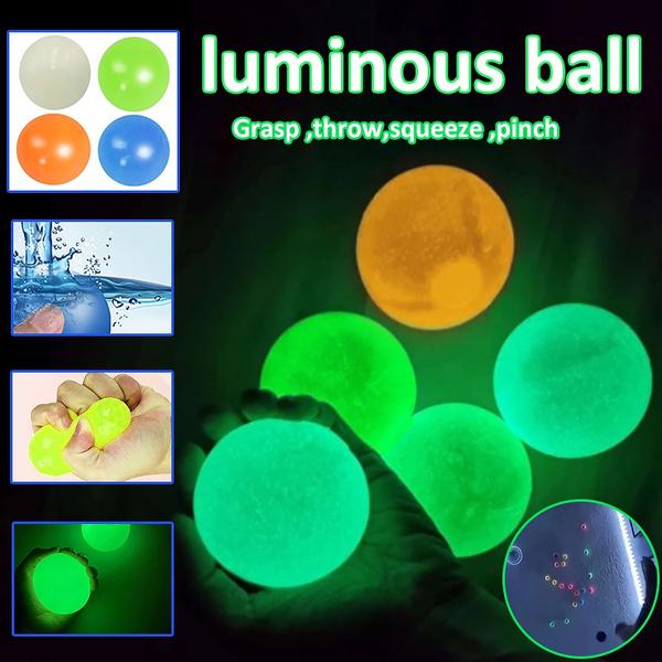 fluorescentstickball, Toy, fluorescentwallball, stickyball
