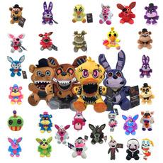 Plush Toys, Plush Doll, Toy, fivefreddysplushtoy