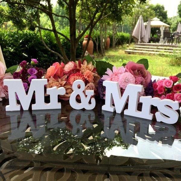 weddingsign, weddingpartydecor, Romantic, Wedding Supplies