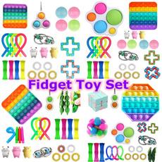 Toy, stressrelief, pushpopbubble, popitfidgettoy