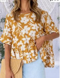 blouse, Fashion, Casual, Sleeve