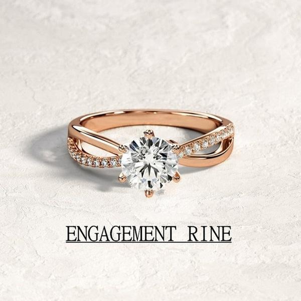 Sterling, DIAMOND, Infinity, Jewelry