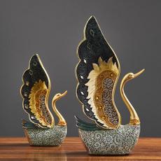 swan, art, freestanding, 1 Piece