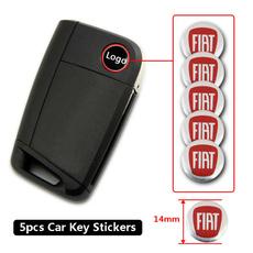 fiat, Car Sticker, Remote, Cars