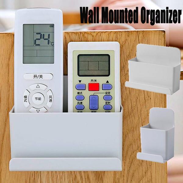 Storage Box, wallmountedpouch, bracketholder, Remote