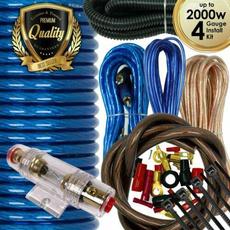 caraudiovideoinstallation, Blues, amplifierkit, Vehicle Electronics & GPS