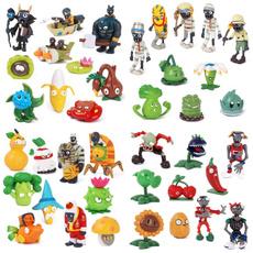 Plants, Toy, cm, figure