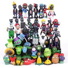 Plants, Toy, figure, cm