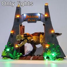Toy, usb, Lego, lights