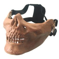 warrior, Protective, halffacemask, Skeleton