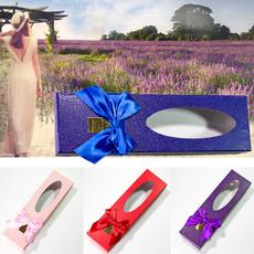 Box, bowknot, Flowers, rectanglegiftboxe