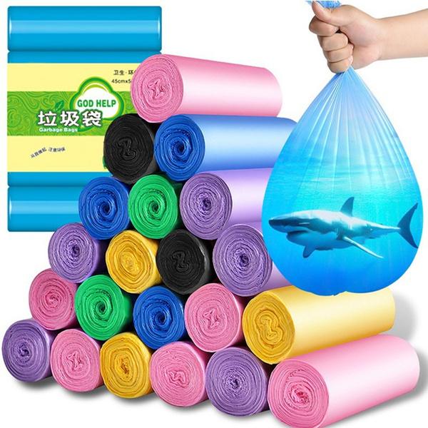 plasticbag, bagfortrash, Home & Living, kitchenwaste