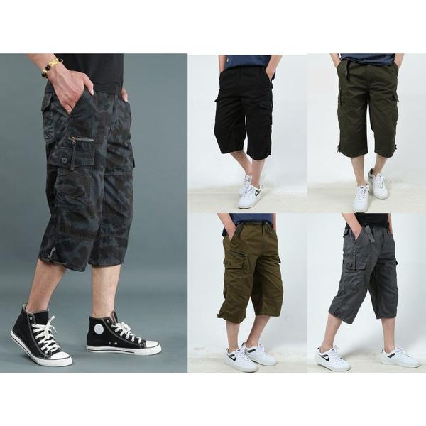 Shorts, pants, Short pants, Cargo pants