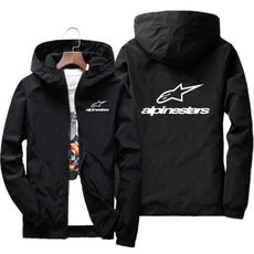 Fashion, hooded, alpinestar, Chaquetas