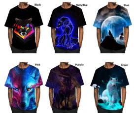Summer, Fashion, Colorful, noveltytshirt