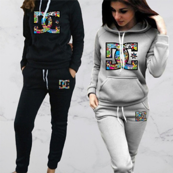 Two-Piece Suits, Hoodies, hoodies for women, Long Sleeve