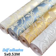 wallpapersticker, selfadhesivewallpaper, Wall, wallpapercover