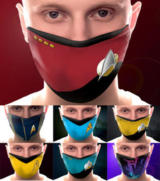 Funny, Fashion, Star, printedmask