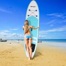 Adjustable, surfboard, Inflatable, paddle