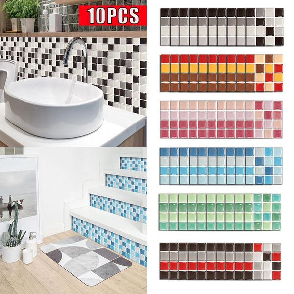 Stickers, Kitchen & Dining, bathroomdecor, Waterproof