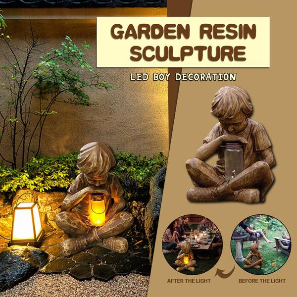 ornamentgift, led, Garden, sculpturecraft