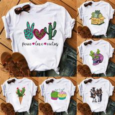 cute, Plus Size, Graphic T-Shirt, kawaiitshirt