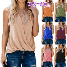 Summer, Vest, Plus Size, pleated dress