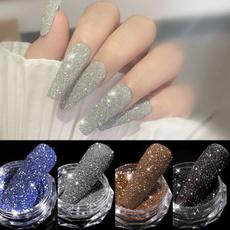 Box, Nails, DIAMOND, nailglitter