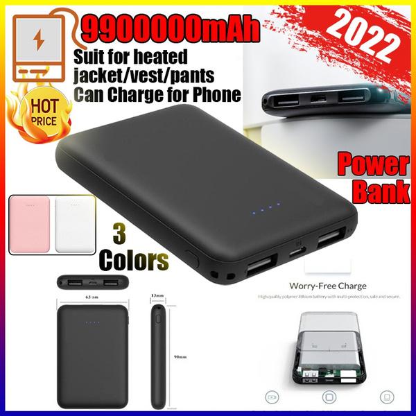 usb30, Powerbank, smallcharger, heatedjacket
