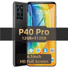 fullscreen, Teléfonos inteligentes, Mobile Phones, fingerprintunlock