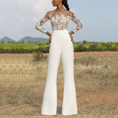 bodycon jumpsuits, gowns, trousers, Bridesmaid